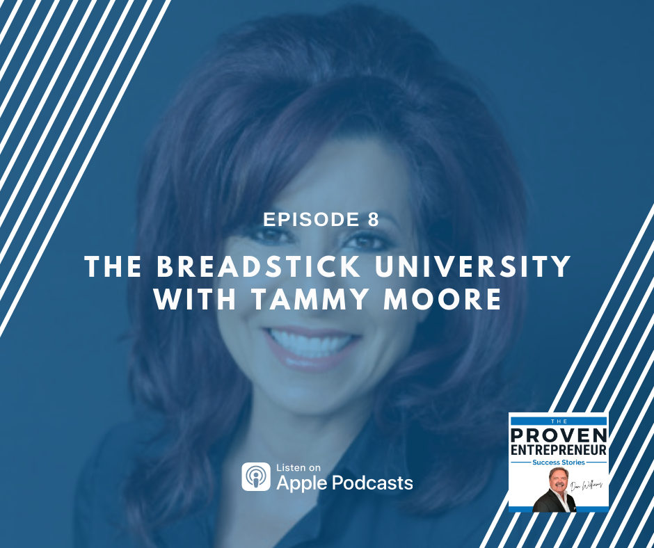 The Breadstick University with Tammy Moore