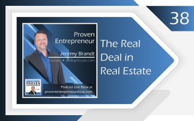 E38 | Jeremy Brandt is the Real Deal in Real Estate