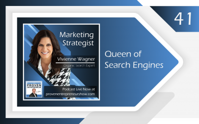E41 | Vivienne Wagner is the Queen of Search Engines.